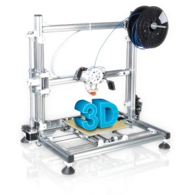3D Printer you can make yourself!